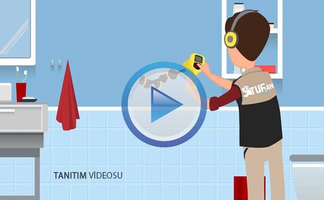 Kameralı Cihazlı Su Kaçağı Bulma