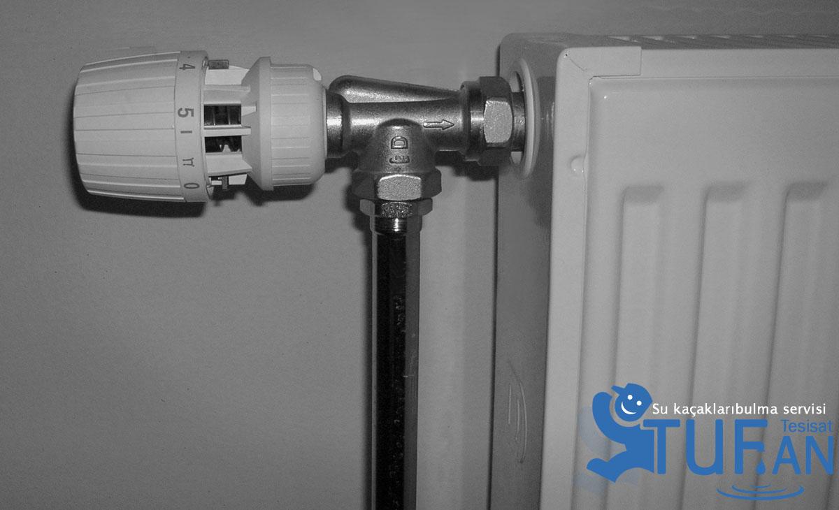 termostatik vana neden kullanılır?