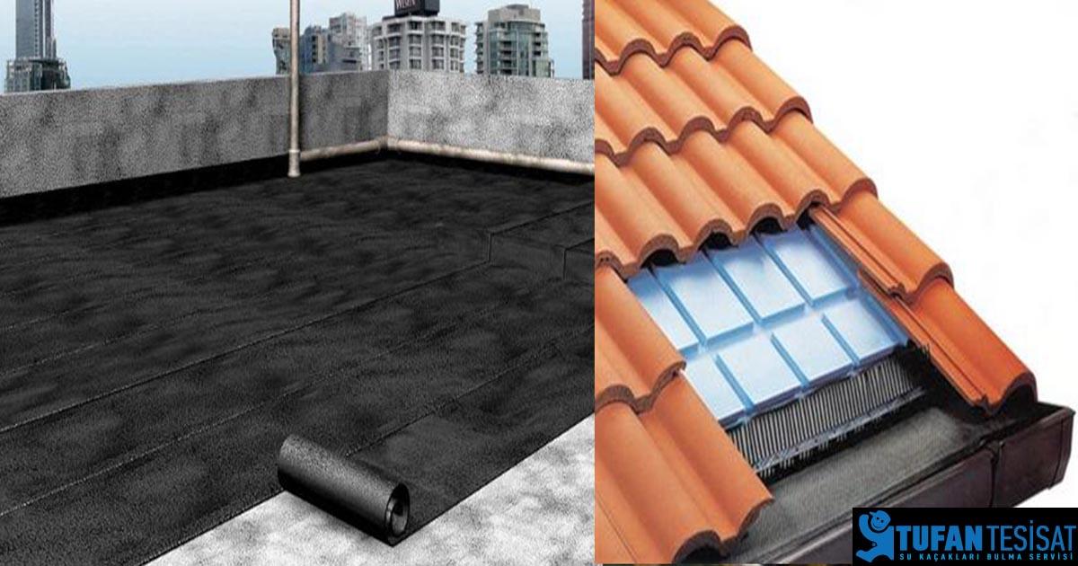çatı izolasyonu nasıl yapılır