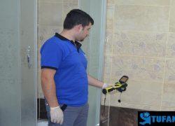 Banyoda Su Kaçıran Yeri Makine İle Bulan Tesisatçı