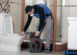 Tuvalet Gideri Tıkanıklığı Açma