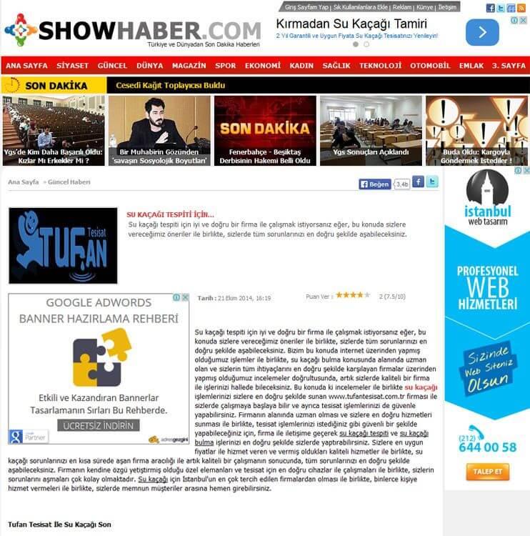 Show Haber